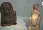 VIDEO! Kultuurimeeter. Egiptuse hiilgus Kumu kunstimuuseumis