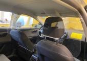 Tallink paigaldab taksodesse uued vaheseinad