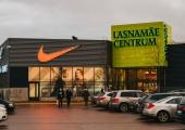 Lasnamäe Centrumis avati Nike Outlet
