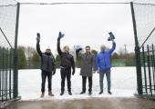 VIDEO! Pirital avatakse laupäeval uisuväljak