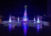 Vabaduse väljakule kerkib maailmas ainulaadne valguspark
