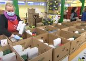 VIDEO! Toiduvarud Tallinna Toidupangas hakkavad otsa lõppema