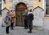Nüüdsest saavad Tallinna vanalinna ilu kogeda ka nägemispuudega inimesed