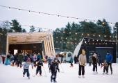 Populaarne Nõmme Uisupark avab oma hooaja