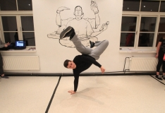 FOTOD! Joel Juht tantsimisest: oluline on õppimine ja distsipliin