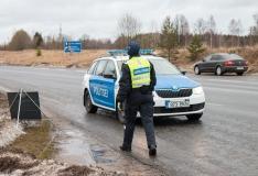 Politsei tabas ööpäevaga 10 joobes juhti