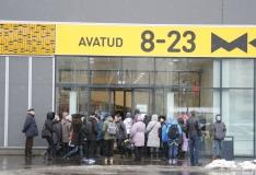 FOTOD! Mustamäel avas uksed uus ülimoodne kaubandus- ja vabaajakeskus