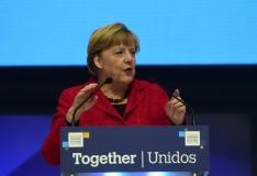 Merkel: Saksamaa kaalub vägede saatmist Leetu (täiend!)