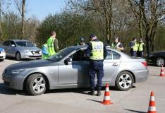 Iga kuuenda sõiduki rehvid ei vasta nõuetele