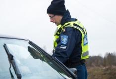 Politsei tabas kolm narkojoobes autojuhti