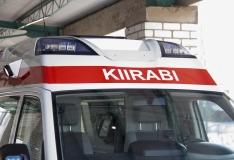 Koolibussi taga sõitnud poiss kukkus