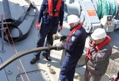 GALERII! Rahvusvahelisel ühisõppusel harjutati merereostuse tõrjumist