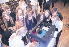 Linn ostab koolidele 3D-printerid
