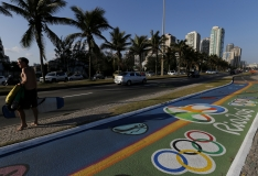 Brasiilia arst Rio olümpiamängudest: välissportlased peavad sõna otseses mõttes inimväljaheidete sees ujuma
