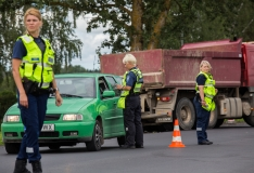 Politsei tabas ööpäeva jooksul 15 joobes juhti