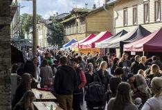 Uue Maailma festival tähistab juubelit keskkonnateemaga
