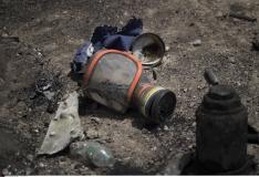 ÜRO raport: Süüria režiim ja IS kasutasid keemiarelva