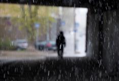 Eeloleva nädala esimese poole lume- ja lörtsisadu muudab teed libedaks