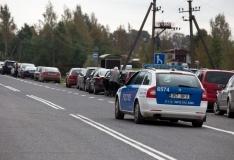 Politsei tabas ööpäeva jooksul 40 joobes juhti
