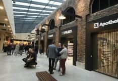 FOTOD! Arsenali sõjatehases avati kaubanduskeskus