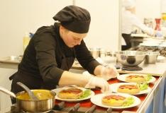 FOTOD! Toidumessil võtavad mõõtu noored kokad