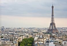 Pariisi õhk on viimase 10 aasta talvehooaja saastatuim