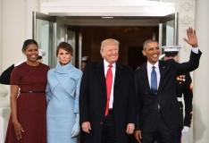 Barack Obama lahkus viimast korda Ovaalkabinetist