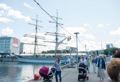 Suvised merepäevad toovad Tallinna saja-aastased purjekad