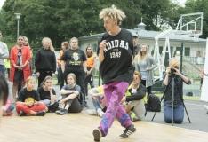 FOTOD! Täna toimus Tallinnas noorte tänavaspordifestival