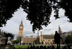 FOTOD! Big Ben vaikib neli aastat kestvateks renoveerimistöödeks