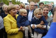 Saksamaal algasid parlamendivalimised