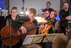 FOTOD: Taani tippsolistid andsid kontserdi koos Eesti muusikutega
