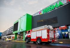Päästjad said Rocca al Mare kaubanduskeskuse põlengu kontrolli alla