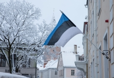 VIDEO! Eesti 100. aastapäevaks valmis puhtast hõbedast postmark