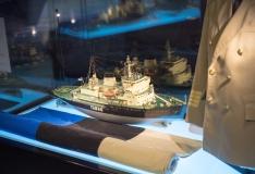FOTOD! Lennusadam avas piduliku vastuvõtuga näituse sajast laevast