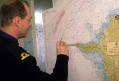 Eesti vetes võib lebada Nõukogude allveelaev
