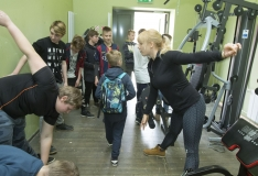 FOTOD! Põhja-Tallinna noortekeskuses avati jõusaaliruum