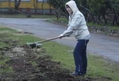 FOTOD! Talgud aitasid kaasa Laagna aia rajamisele