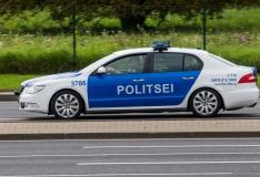 Politsei pidas Tallinnas kinni kolm õhkrelvadega vehkinud meest