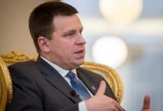 Peaminister Ratas:  valitsus otsustab, mida tselluloositehase eriplaneeringuga ette võtta