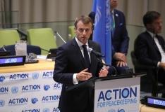 Macron: Pariis kliimaleppeväliste riikidega kaubandusleppeid ei tee