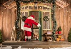 Löwenruh` pargis ootab lapsi jõuluvana Ardi