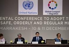 ÜRO konverents võttis rändepakti vastu