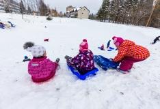 Kuidas kaitsta lapse tervist talvisel ajal?