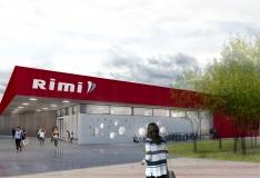 Endise Szolnoki keskuse ja turu asemele kerkib Rimi supermarket
