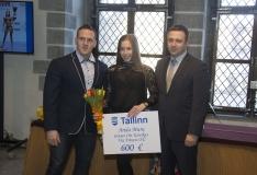 FOTOD! Tallinn tunnustas ja premeeris traditsiooniliselt oma parimaid noorsportlasi