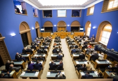 Tallinnas on riigikogu valimistel osalenud 5416 inimest
