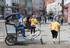 Tallinnasse lisandus 43 ametlikku velotakso juhti