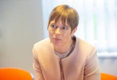President Kaljulaid külastab Ida-Virumaad