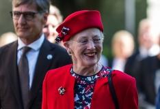 Taani kuninganna roosiaed ootab külastajaid